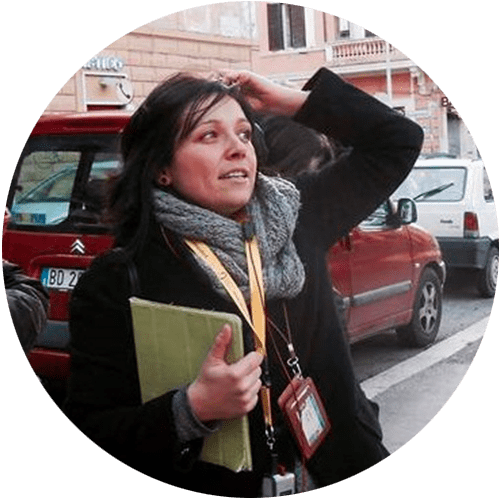 francesca pagliaro joy of rome