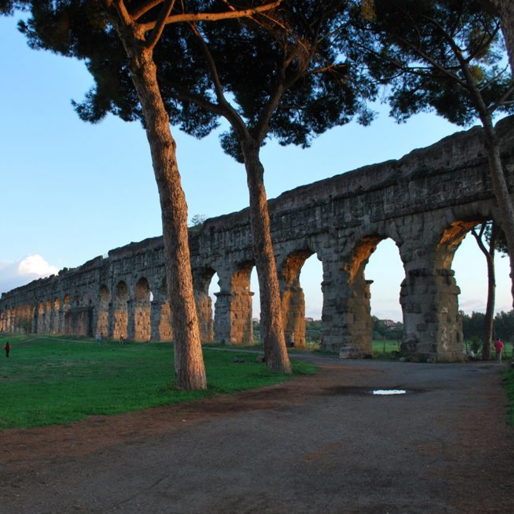 the parc of the aqueducts