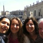 A postcard from the St Peter's Tour