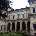 Agostino Chigi Villa Farnesina in Rome. Baldassarre Peruzzi project. Book your guided Tour