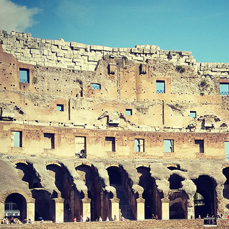 Ancient Rome Tour short and fast