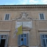 Bernini in Rome walking tour, Palazzo Propaganda Fide