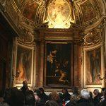 Caravaggio walking Tour in San Luigi dei Francesi