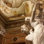 Detail of Apollo and Daphne by Gian Lorenzo Bernini (Borghese Gallery guided tour with an art historian)