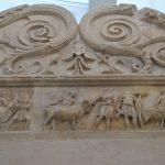 Imperial Forum Parade walking tour Forum of Augustus, Temple of Mars, Suburra wall