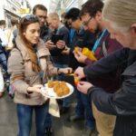 Eating in Testaccio Food Tour, i supplì
