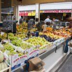 Eating in Testaccio Food Tour, il banco della frutta