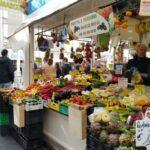 Eating in Testaccio Food Tour, il mercato