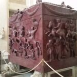 Elena's Tomb in the Vatican Museums