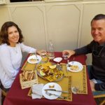 Food tour in Rome Jewish District by Joy of Rome