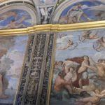 Galatea by Raphael, Villa Farnesina, Rome