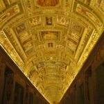 Gallery of Maps' ceiling, Vatican Museums