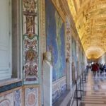 Gallery of Maps of the italian regions in the Vatican Museums