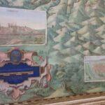 Gallery of Maps, the city of Urbino