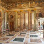 Gallery of Perspectives, Villa Farnesina
