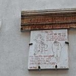 Highlights of Rome, Federico Fellini and Giulietta Masina