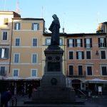 Highlights of Rome, Giordano Bruno in Campo de' Fiori