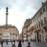 Highlights of Rome, Immaculate Conception Column