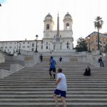 Highlights of Rome, Spanish Steps