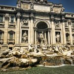Highlights of Rome, Trevi Fountain