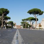 Imperial Forum Way, Rome