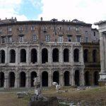 Jewish District, Theatre of Marcello, Synagogue, Temple of Apollo Sosiano.