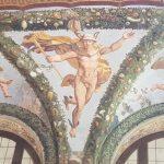 Mercurio, Loggia di Psiche, Villa Farnesina