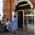 Pasticceria Boccione - Bakery Boccione, Jewish District Rome