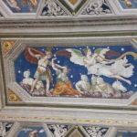 Perseo by Baldassarre Peruzzi, Villa Farnesina