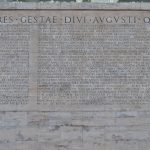Res gestae Augustus, the Ara Pacis of the Emperor Augustus, Imperial Parade Guided Tour