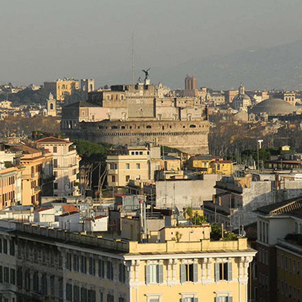 Rome with a local, as a local