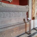 Scipioni's sarcophagus in the Vatican Museums