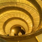 Staircase, Vatican Museums