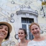 Street art tour in Rome, Alexis Blu