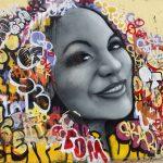 Street art tour in Rome, Otom Art, Ostiense