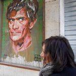 Street art tour in Rome, Pasolini