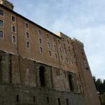 Tabularium in the Roman Forum
