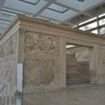 The Ara Pacis of the Emperor Augustus, Imperial Parade Guided Tour