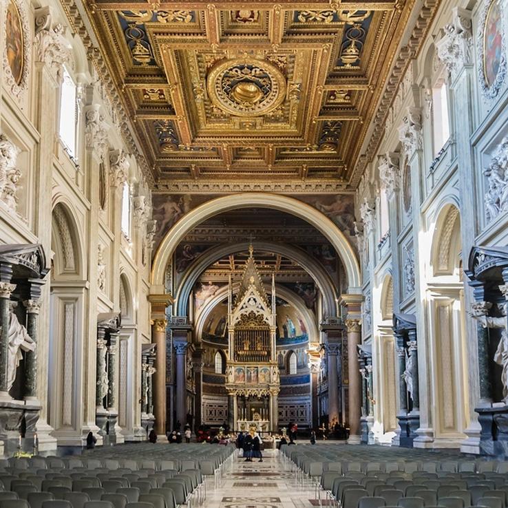 The Basilica of St John in Lateran