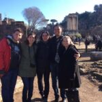 The Roman Forum with Angelica