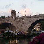 Tour of the Jewish District Rome, Tiberin Island