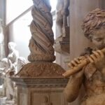 Vatican Museums gallery of Candelabra