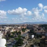 View from the Vittorio Emanuele Buinding