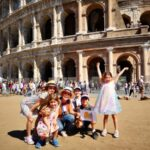 bread and circus with joy of rome
