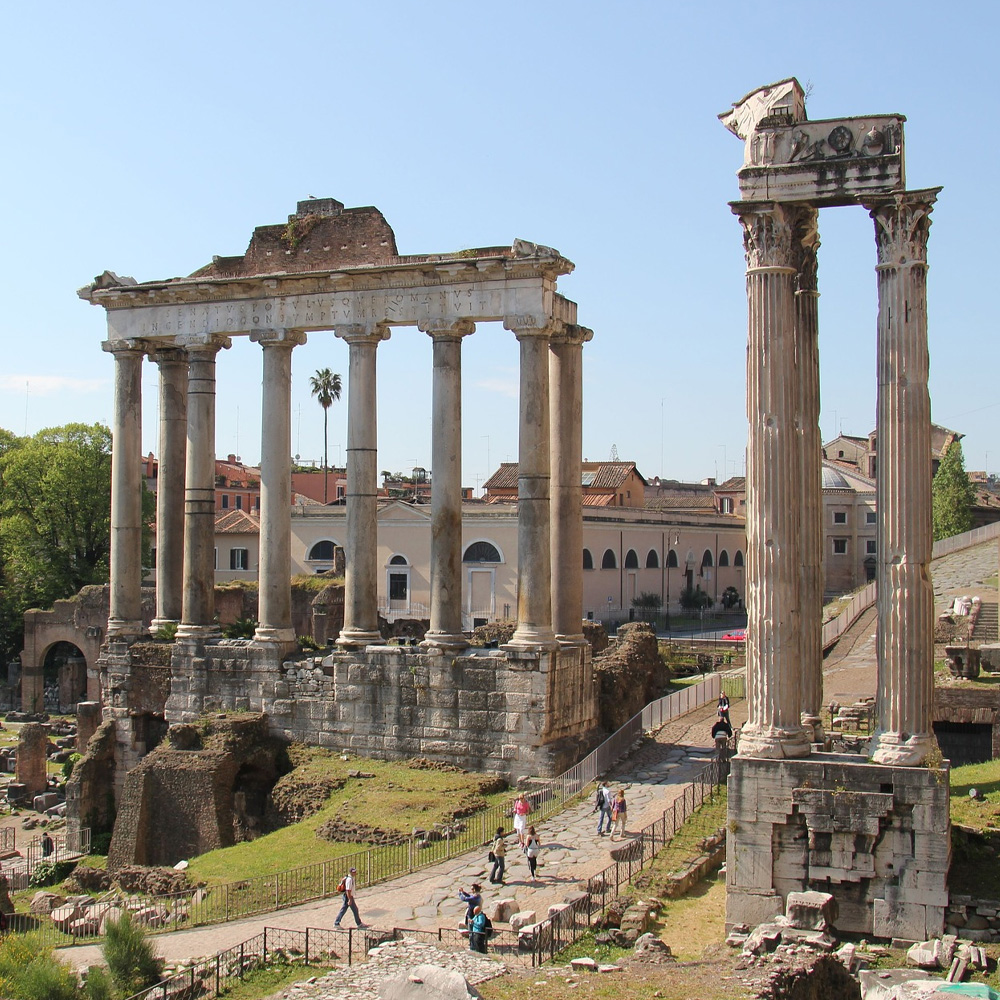 the best of rome in a day