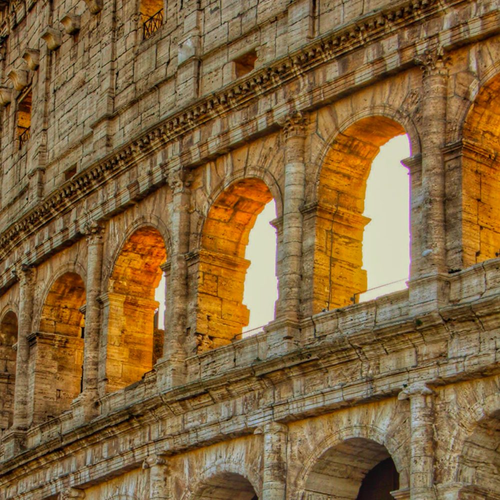 Colosseum photo by Nick Fewings Unsplash